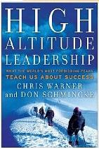 High Altitude Leadership