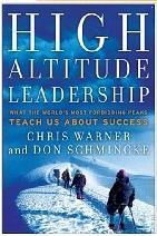 High Altitude Leadership